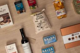 Bodegón alimentación para Rabitas Gastronomía, por Comecocos Estudio
